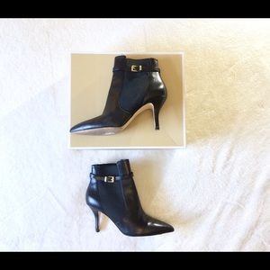 Michael Kors | Jet Set 6 Stiletto Booties & Box